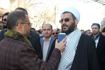 هیچ ایرانی باغیرتی توهین به پرچم کشور را تحمل نمی کند