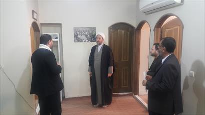 بازدید عضو خبرگان رهبری از خبرگزاری حوزه
