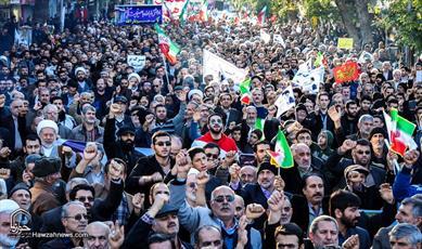 پیام ملت ایران به اغتشاشگران؛ آزموده را آزمودن خطا است