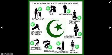 پلیس بلژیکی به خاطر فعالیت ضد اسلامی مورد بازجویی قرار گرفت
