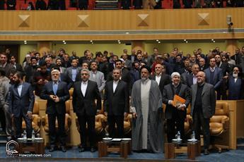 تصاویر/ نخستین کنگره بزرگداشت آیتالله هاشمی رفسنجانی