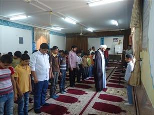 بیش از ۵۵۰ روحانی در مدارس استان یزد اقامه نماز می کنند