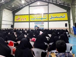 همایش سبک زندگی اسلامی برای طلاب گرمه برگزار شد