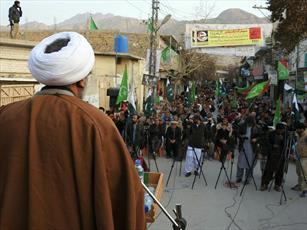 پنجمین سالگرد شهدای سانحه «علمدار رود»  در شهر کویته برگزار شد