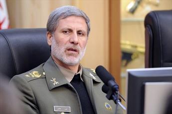 دیدار وزیر دفاع با مراجع و علما در قم