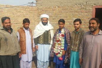 جوان هندو در کراچی اسلام آورد