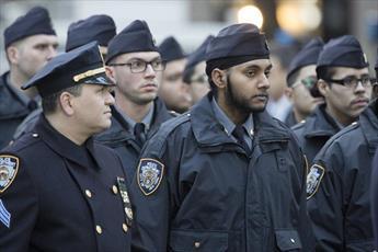 افسران اداره پلیس نیویورک اجازه ریش گذاشتن پیدا کردند!