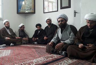نشست ماهانه روحانیون طرح هجرت و مستقر بیجار برگزار شد