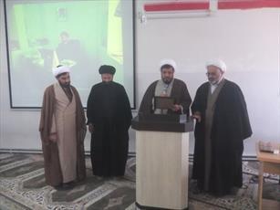 مدیر جدید مدرسه علمیه شهید مدرس اردستان معرفی شد