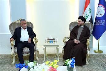 سید عمار حکیم خواستار وحدت ملی برای سازندگی عراق شد