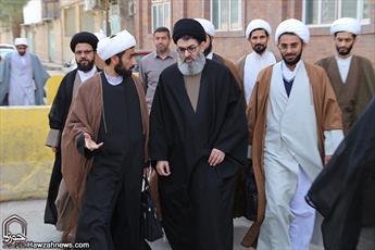 سفر حجت الاسلام والمسلمین هاشم الحیدری به اهواز انجام شد