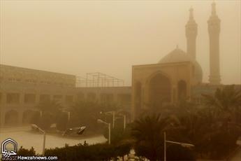 کلیه مدارس علمیه اهواز و ۱۵ شهرستان استان خوزستان تعطیل شد