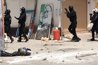 ۱۴۵ مورد نقض  حقوق بشر توسط رژ یم آل خلیفه صورت میگیرد