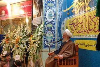 دولتمردان تماشاگر قبح شکنی گناه در شبکه های اجتماعی نباشند/ روحانیت خار چشم ناپاکان و منافقین است