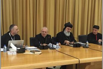 تاکید رئیس شورای کلیساهای خاورمیانه بر ضرورت گفتوگوی اسلام و مسیحیت