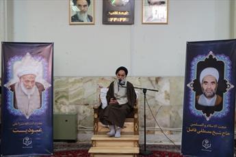 بسیاری از طلاب  اصفهان، فرزندان علمی آیت الله عبودیت هستند