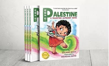 فروش کتاب کودکان فلسطینی در آمریکا، خشم صهیونیست ها را برانگیخت