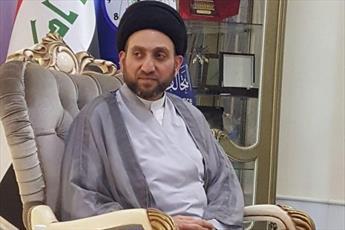 سید عمار حکیم: بحران ملت عراق با برنامه ریزی زمانمند برطرف می شود