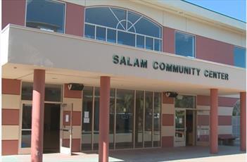 مرکز اسلامی ساکرامنتو در آمریکا میزبان یکصد تن از  بی خانمان ها شد