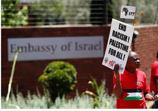 وزیر آفریقای جنوبی مسابقات بین المللی را به خاطر حضور تیم اسرائیلی بایکوت کرد