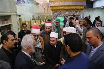 فتوای مرجعیت دینی، پیروزی بر داعش را محقق ساخت/ رسانه های دروغگو، چهره مذهب شیعه را مخدوش میکنند
