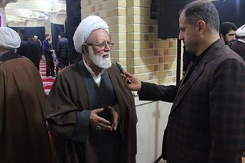 گسترش انقلاب اسلامی وابسته به تقویت مسجد در جامعه است/ ضرورت تبیین نقش مساجد در شکلگیری انقلاب اسلامی