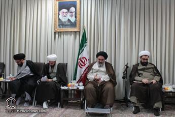 تصاویر/ جلسه توجیهی «طرح نیازسنجی پژوهش» در استان کردستان