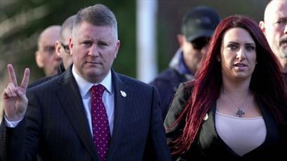 حمله سیاستمدار انگلیسی به یک خانه و سقط جنین زن مسلمان