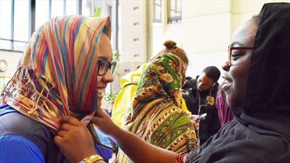 انجمن های دانشجویی در آمریکا فردا روز حجاب برگزار می کنند