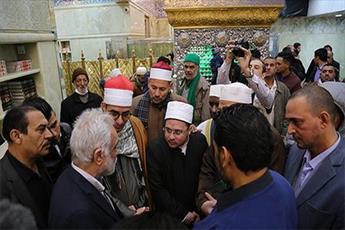 الازهر: رابطه با تمام گروه های عراقی مایه افتخار است/ سلفی ها: سفر به کشورهای شیعه ممنوع است