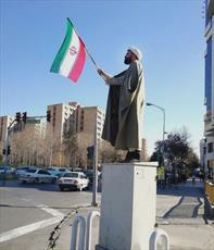 «روحانی خیابان انقلاب» از اقدام خود می گوید