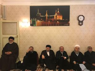 مراسم عزاداری حضرت فاطمه(س) در لندن برگزار شد+ تصاویر