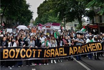 جنبش بایکوت و تحریم اسرائیل نامزد جایزه صلح نوبل شد