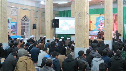 طلاب برگزیده طرح «زیبا خوانی قرآن» در کرمان تجلیل شدند
