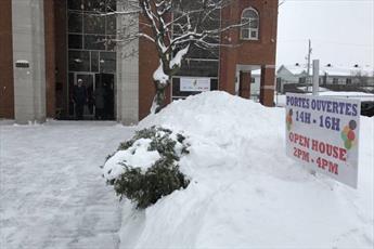 طرح میان ادیانی «آخر هفته درهای باز» در مساجد کانادا برگزار شد
