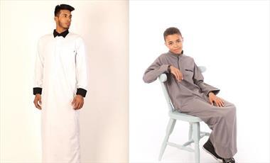 برند تجاری انگلیسی «البسه مردانه اسلامی» به بازار ارائه می دهد