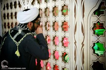 اعزام سالیانه ۵۰۰ مبلغ روحانی در مناطق عملیاتی دفاع مقدس