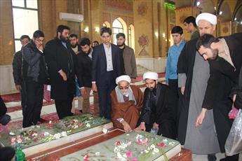 فرهنگ شهادت حیات انقلاب اسلامی را تضمین کرده است