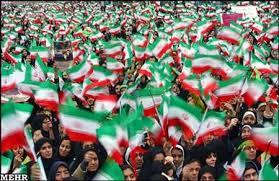 مسیرهای راهپیمایی ۲۲ بهمن در نقاط مختلف سمنان اعلام شد