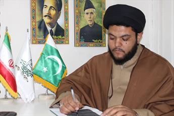 رئیس جامعه روحانیت بلتستان پاکستان حمله انتحاری در غزنی افغانستان را محکوم کرد