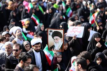 تقدیر جامعه مدرسین از حماسهآفرینی ملت ایران در راهپیمایی ۲۲ بهمن