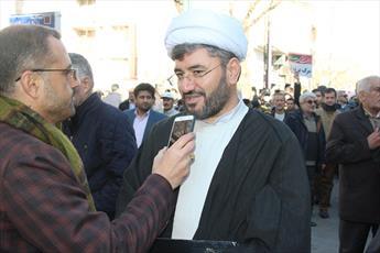 انقلاب اسلامی به پشتوانه حمایت مردم پابرجا است