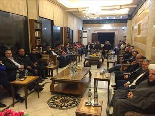 سالگرد انقلاب اسلامی در شهر صیدای لبنان برگزار شد