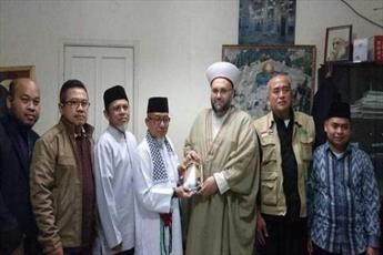 گروه علمای اندونزی:  مقاومت و جهاد تنها راه آزادی فلسطین و مقدسات اسلامی است