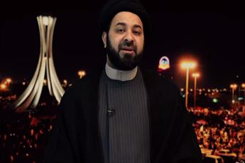 بازگشت آیت الله قاسم به بحرین  مشروط  به  عدم تحریم انتخابات است