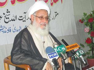 امام خمینی رہ نے کربلا اور مھدویت کو حیات نو عطا کیا،علامہ غلام عباس رئیسی