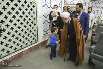 تصاویر/ دهمین یادواره شهدای  موسسه آموزشی و پژوهشی امام خمینی(ره)