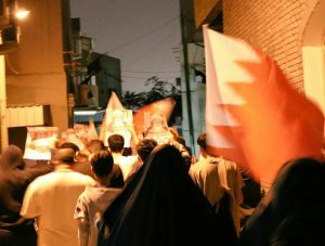 تظاهرات مردم بحرین به مناسبت سالگرد انقلاب و آغاز فعالیت های انقلابی+تصاویر