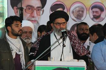 هدف اصلی انقلاب اسلامی ایران وحدت مسلمین است/ انقلاب ایران صدای اسلام و بشریت است