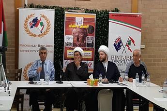 نشست حمایت از انقلاب بحرین در استرالیا برگزار شد